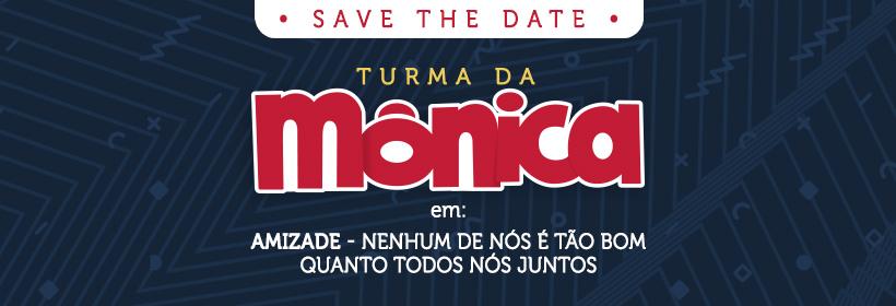 Banner Web Turma da Mônica