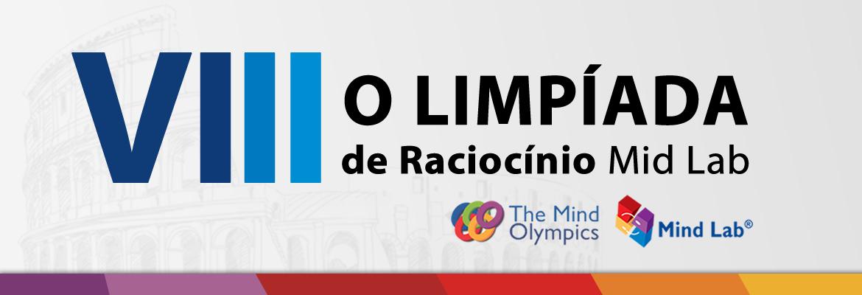 VIII OLIMPÍADA DE RACIOCÍNIO MIND LAB