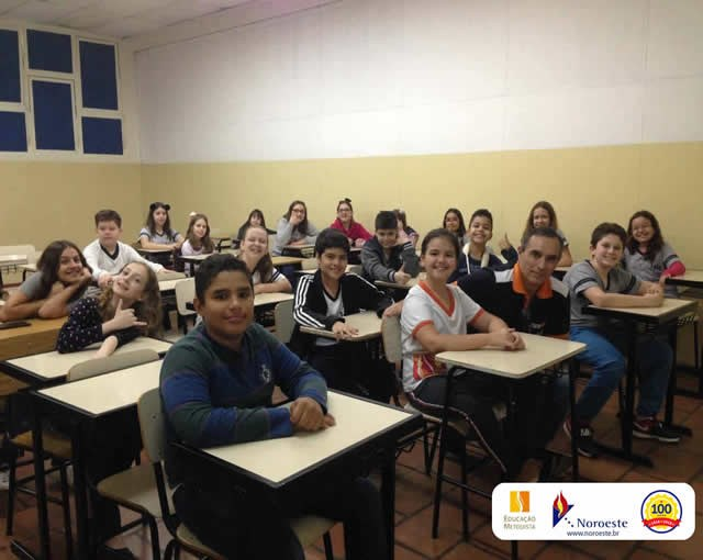 Ensino fundamental II - Uma nova etapa