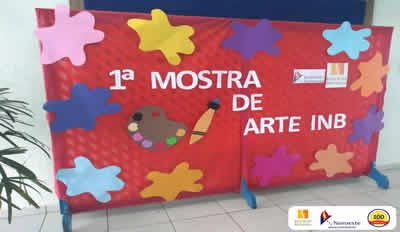 Alunos da Educação Infantil estudam obras e tornam-se artistas no Projeto Artes Visuais