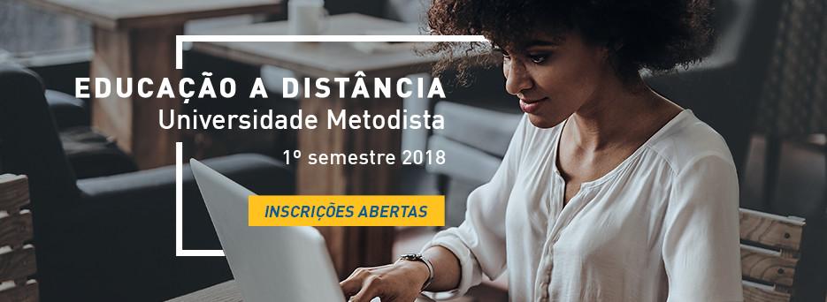 Educação à distância - Universidade Metodista