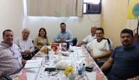 """INB recebe grupo """"Pastoreio de Pastores"""" para encontros mensais"""