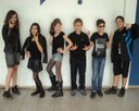 O rock: dança ou música - 6º ano B