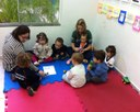 Projeto avós na escola - mini maternal (manhã)