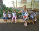 Projeto: Avós na Escola - Vovó da Nicole Lopes - mini maternal (tarde)