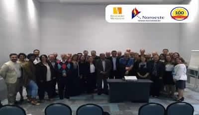 Reunião de Planejamento da Rede Metodista