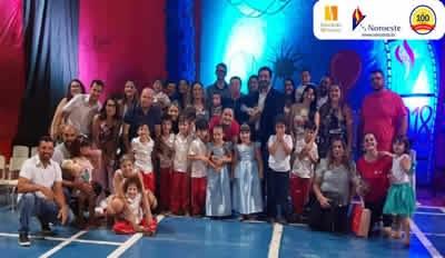 Show de Encerramento do ano letivo 2018 - Educação Infantil